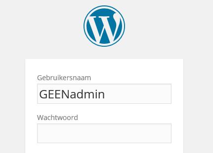 Unieke gebruikersnaam is veilig voor je website