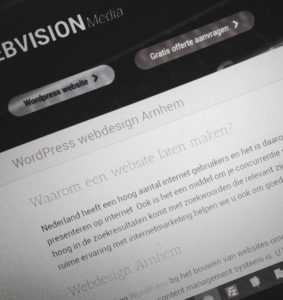 Wordpress website kosten
